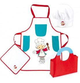 Costume de Cuisinier - Lutin