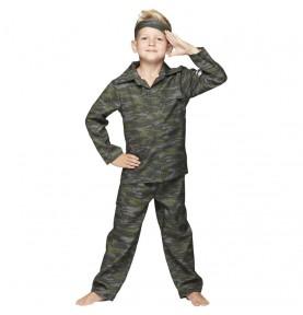 Déguisement Soldat Militaire