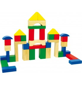 Jeu construction Montessori