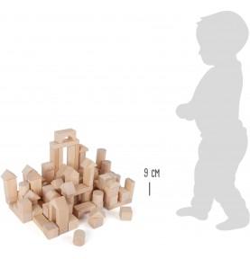 Materiel Montessori : jouet de construction