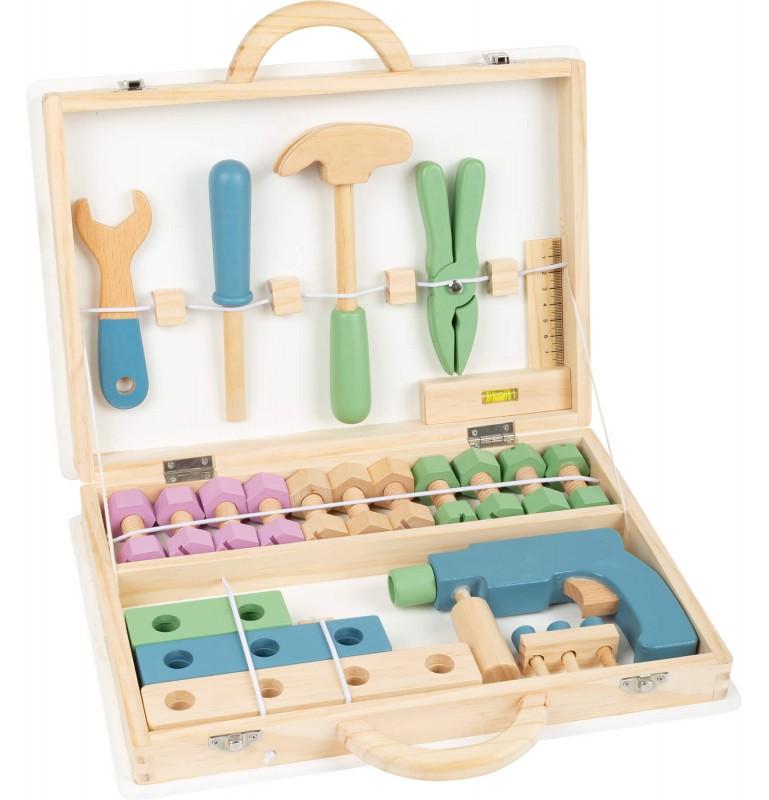 malette bricolage jouet - enfant - Montessori