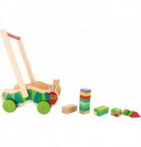 trotteur pour bébé : chariot de marche bébé