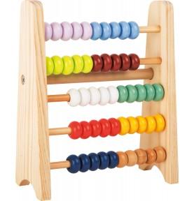 Boulier en bois : Matériel Montessori
