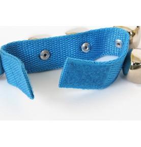 Bracelet grelot bébé - Jeu Montessori