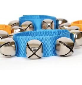 Bracelet avec grelot - Jeu Montessori
