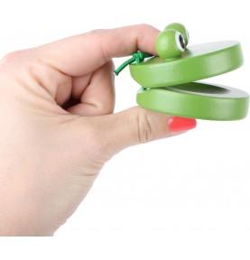 Castagnette  - jouet montessori