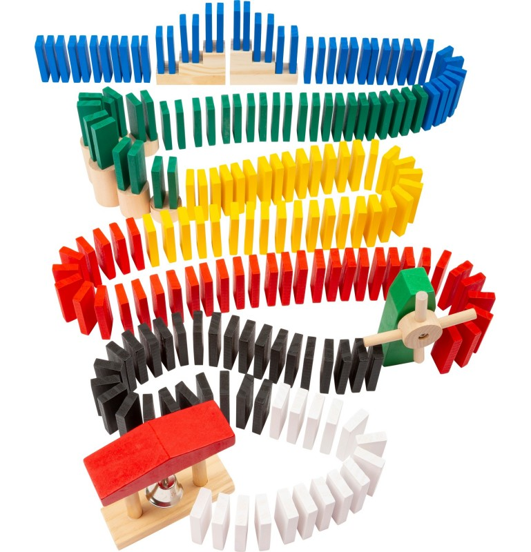 Dominos en bois - Jouets Montessori