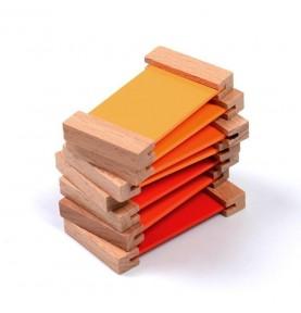 Apprentissage couleur Montessori