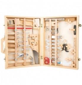 Bricolage enfant : outil enfant - malette bricolage enfant