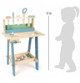 Bricolage enfant : etabli pour enfant
