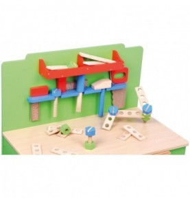 Bricolage enfant : etabli bricolage jouet