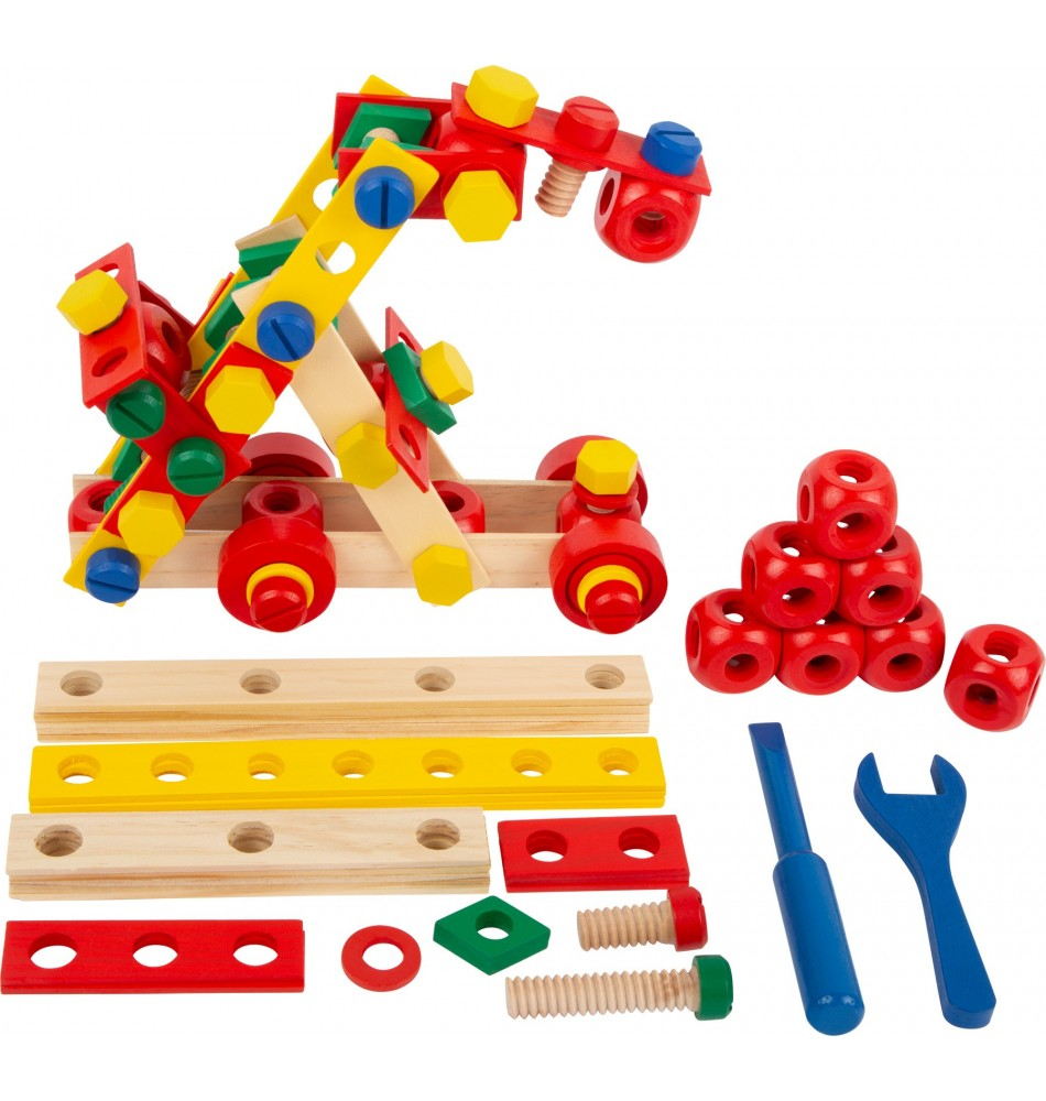 Bricolage enfant : établi bois enfant