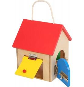 Maison des serrures Montessori