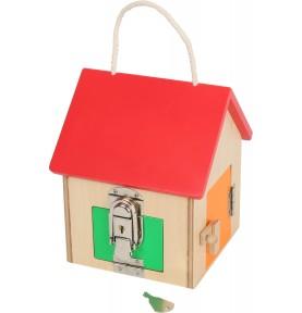 Maison serrures Montessori