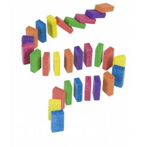 Dominos en pierre 100%...