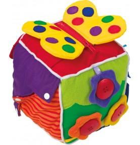 Cube de motricité
