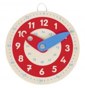 Matériel Montessori : Apprendre l'heure