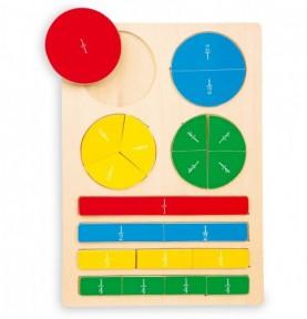 Jouet Montessori - Materiel Montessori