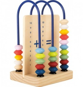 Matériel Montessori - Boulier - Apprentissage du calcul