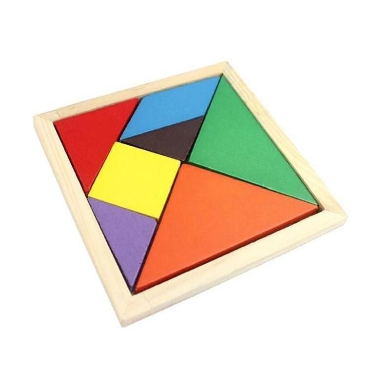 Tangram Montessori