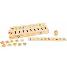 Jouet Montessori - jeu des paires