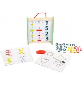 Coffre multi apprentissage : Matériel Montessori