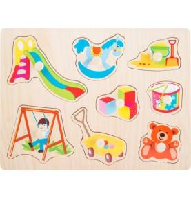 puzzle bebe