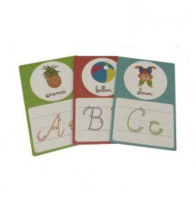 apprendre à écrire les lettres en maternelle