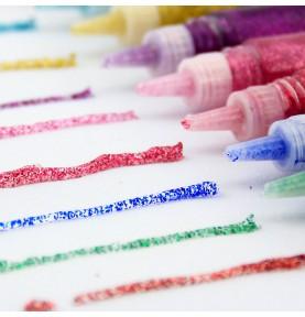 crayon paillette