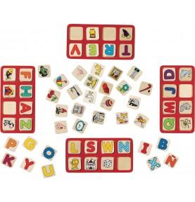 Apprendre l'alphabet Montessori
