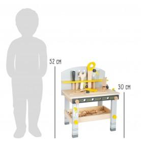 etabli bois enfant - jouet montessori