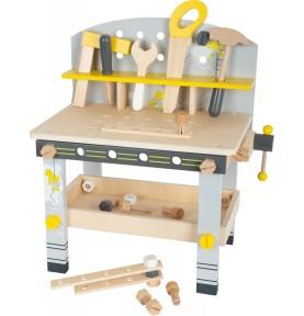etabli enfant - jouet montessori