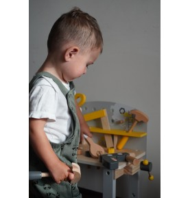 établi enfant - jouet montessori