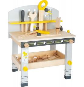 etabli en bois enfant - jouet montessori
