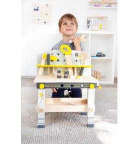 etabli jouet - jouet montessori