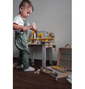 etabli bois jouet - jouet montessori