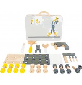 mallette bricolage jouet