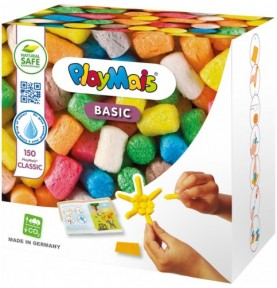 Construction PlayMais - Petit coffret Montessori