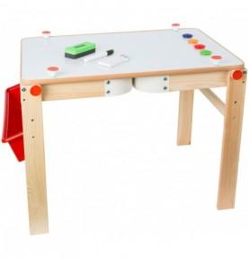 Tableau ardoise et accessoires Montessori