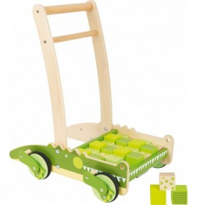 Chariot de marche - Crocodile Montessori