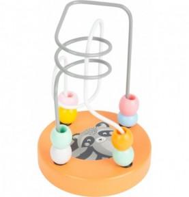 Circuit de motricité - Raton laveur Montessori