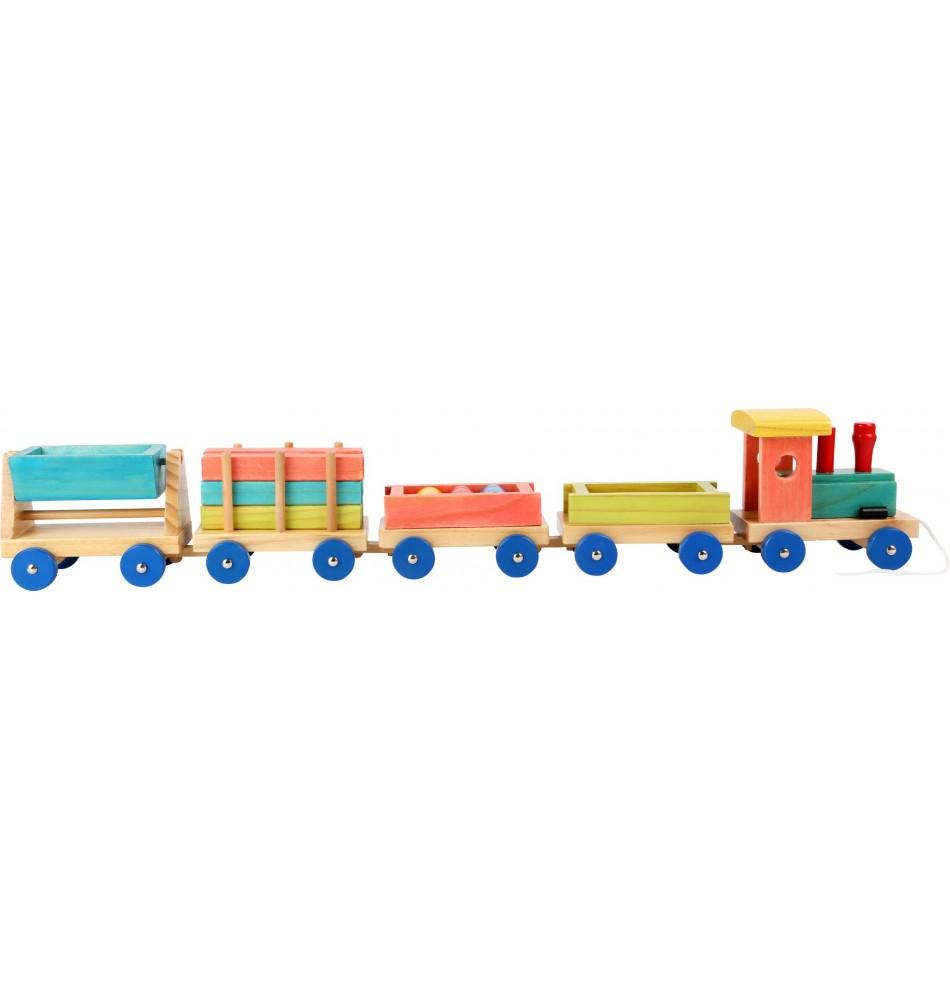 Train amovible Montessori