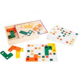 Coffret tetris Montessori
