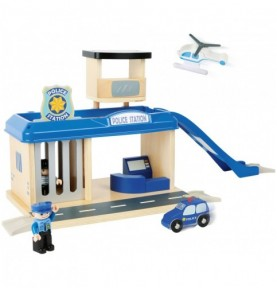 Poste de police - Smallword Montessori