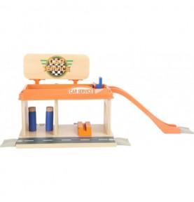 Station automobile - SmallWorld Montessori