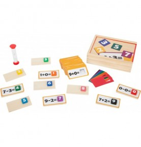 Coffret quiz addition soustraction Montessori