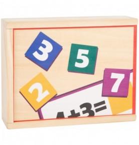 Coffret quiz addition soustraction Montessori