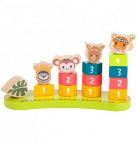 Boulier bébé - Maya Montessori