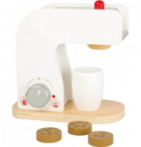 Cafetiere blanche Montessori