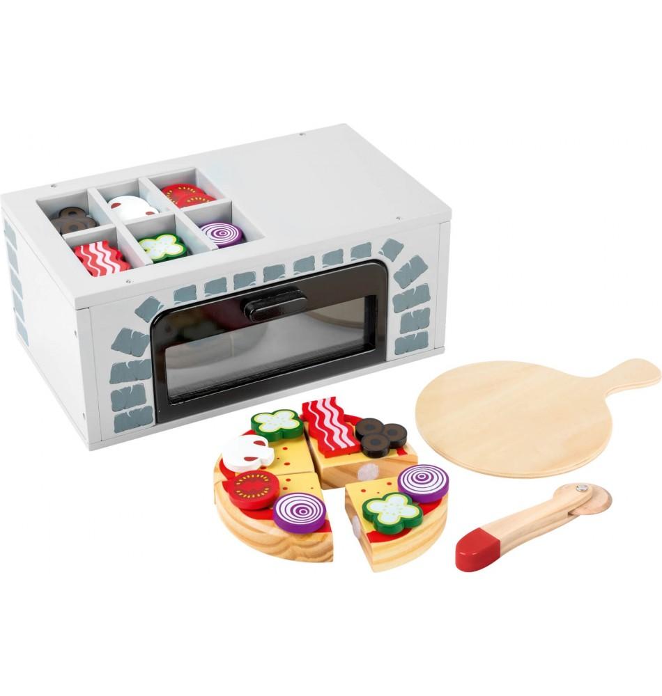 Four à pizza Montessori